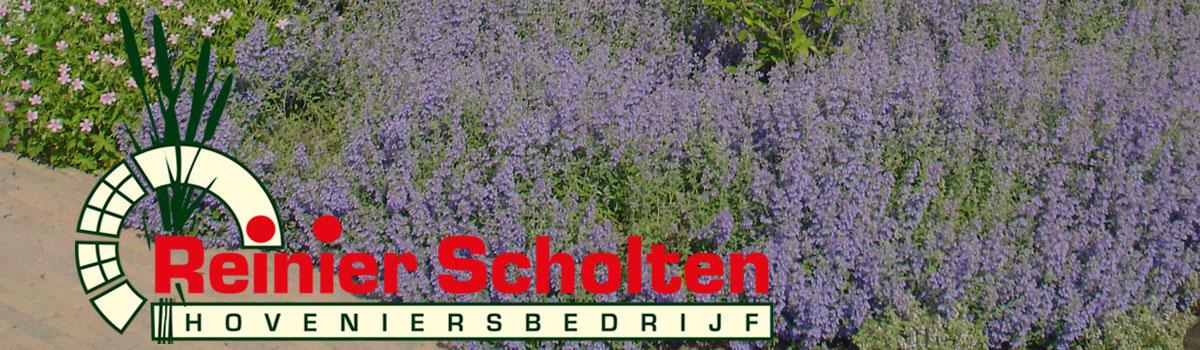Hoveniers bedrijf Reinier_Scholten