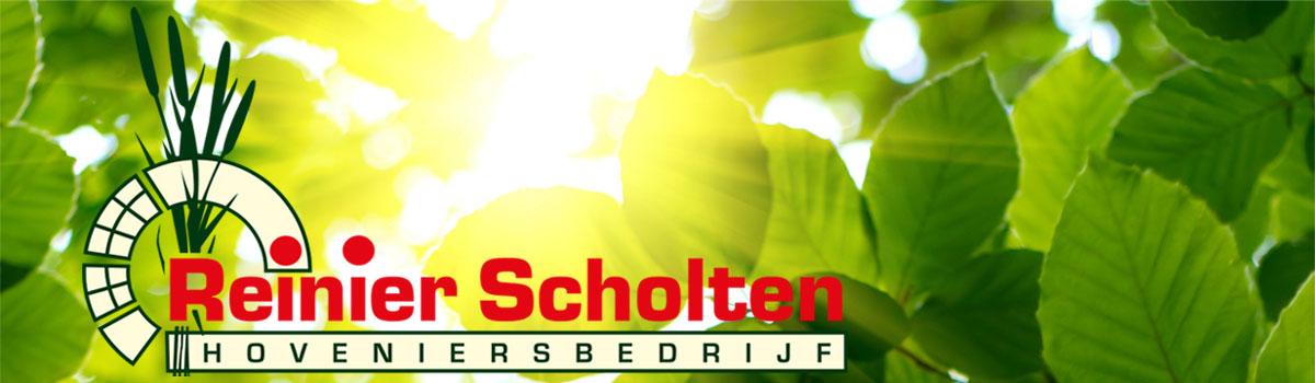 Hoveniers bedrijf Reinier Scholten